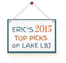 Eric Top Picks