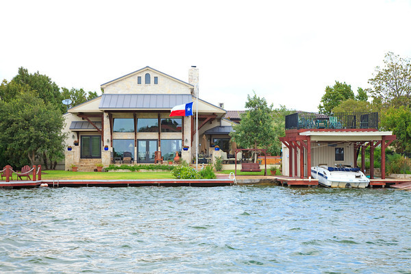 Home on Lake LBJ in Horseshoe Bay