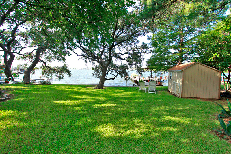 one of the best properties available on Lake LBJ