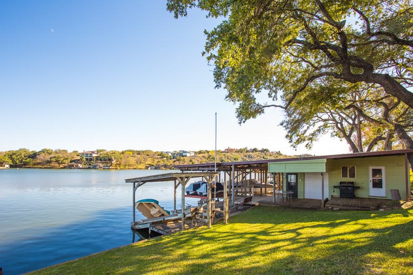 If You Are Looking For Awesome Waterfront Homes In Sunrise Beach On Lake Lbj Here Is Don T Want To Miss This Property Not Listed Mls But