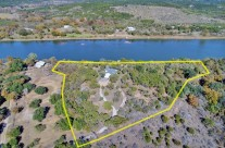 Just Listed: 8.72 Waterfront Acres in Marble Falls Texas